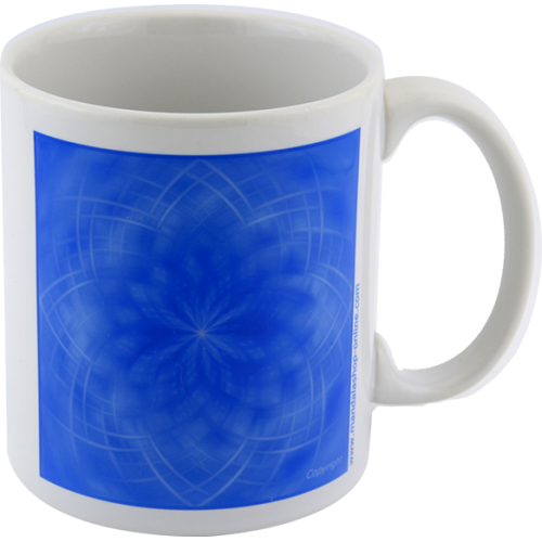 Mug Mandala Helps structure the thoughts