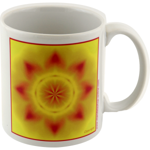 Mug Mandala Feng Shui for the house