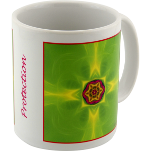 Mug mandala of Protection