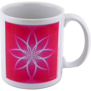 Mug Mandala for a joyful and fulfilled life