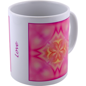 Mug mandala of Love