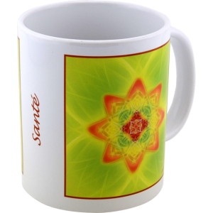 Mug mandala of health