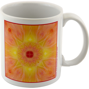 Mug Mandala to live with one's soul