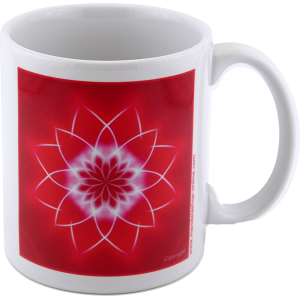 Mug Mandala that develops the energy of positive creativity