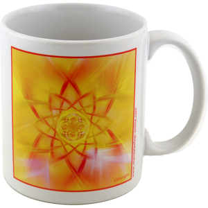 Mug Mandala to find one's spiritual friends