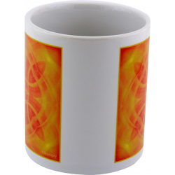 Mug Mandala to go to what is essential in life