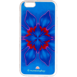 iPhone 6 case, mandala of Concentration