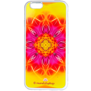 Coque iPhone 6 mandala de la Floraison