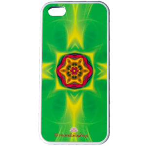 Coque iPhone 5 mandala de la Protection