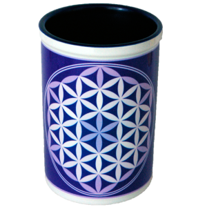 Purple Goblet Flower of Life