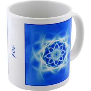 Mug Mandala of Faith
