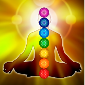 "Kit magnets ""7 chakras"" n°2"
