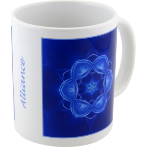 Mug mandala de l'Alliance