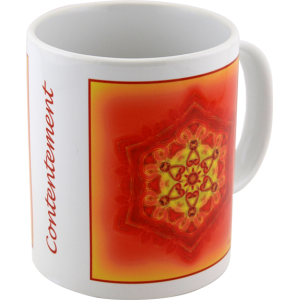 Mug Mandala of Contentement