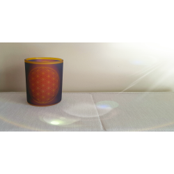 Candle holder Flower of Life
