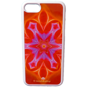 Coque iPhone 7 mandala de l'Harmonie
