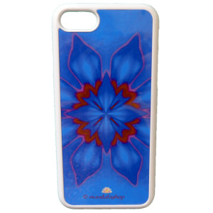 iPhone 7 case, mandala of Concentration