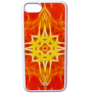 Coque iPhone 7 mandala de la Chance
