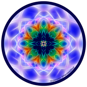 harmonising disk Mandala of Expansion