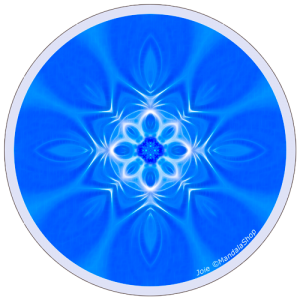 harmonising disk Mandala of Joy