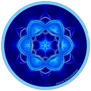 harmonising disk Mandala of Alliance