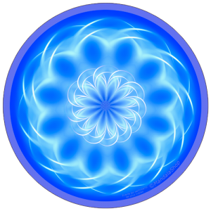 harmonising disk Mandala Awakens the most noble feelings