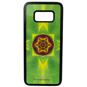 Galaxy S8 case, mandala of Protection