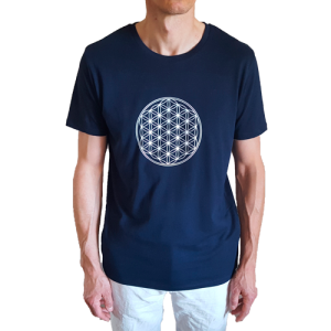 Flower of Life t-shirt for men