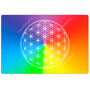 Flower of Life Harmonising Mat