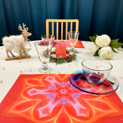 Table set Mandala of Harmony