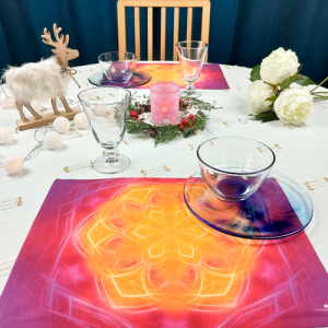Table set Mandala of Wisdom