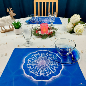 Table set Mandala of Clarity