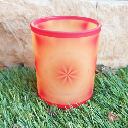 Candle holder mandala Feng Shui for your house