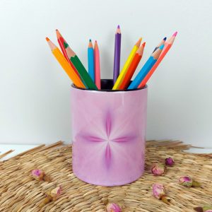 Blessings from the Angels pencil holder