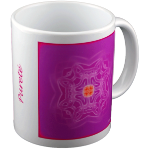 Mug Mandala of Purity