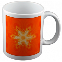 Mug Mandala of Attention